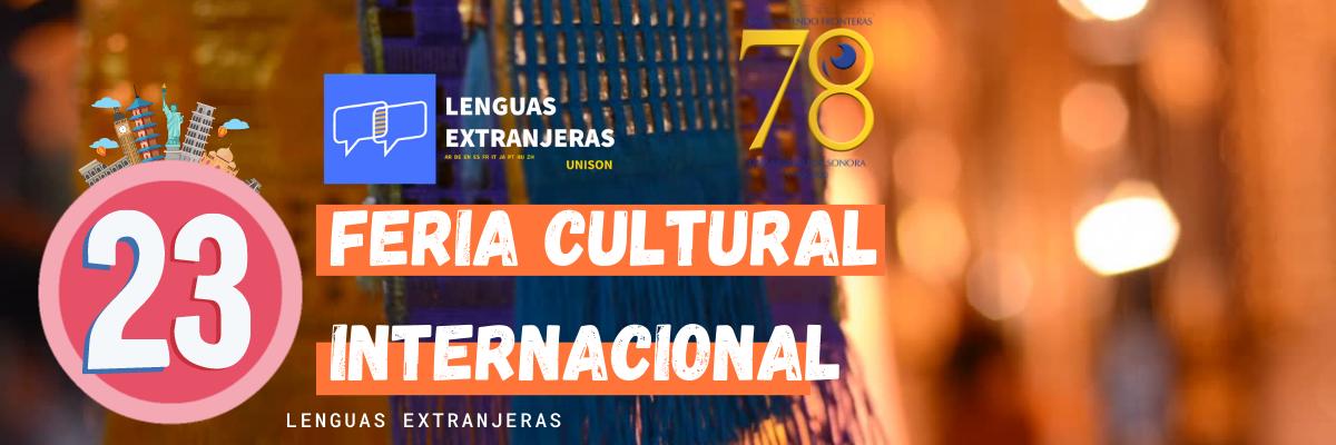 Feria Cultural 23